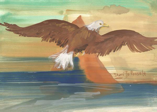 Painting - Freedom by Sheri Jo Posselt