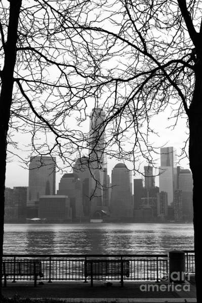 Wall Art - Photograph - Freedom Tower Framed by John Rizzuto