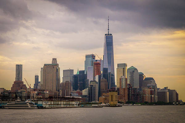 Photograph - Freedom Tower - Lower Manhattan 2 by Frank Mari