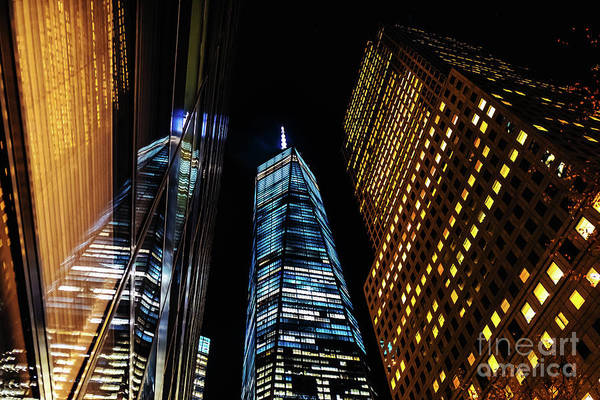 Photograph - Freedom Tower by M G Whittingham