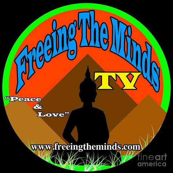 Freeing The Minds Supporter Art Print