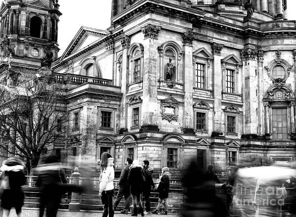 Wall Art - Photograph - Freeze Frame In Berlin by John Rizzuto