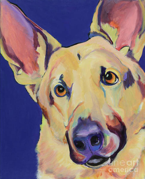 Painting - Freida by Pat Saunders-White