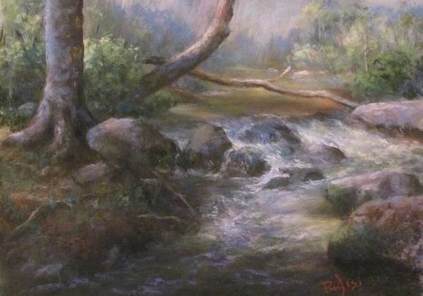 Pastel - French Creek by Bill Puglisi