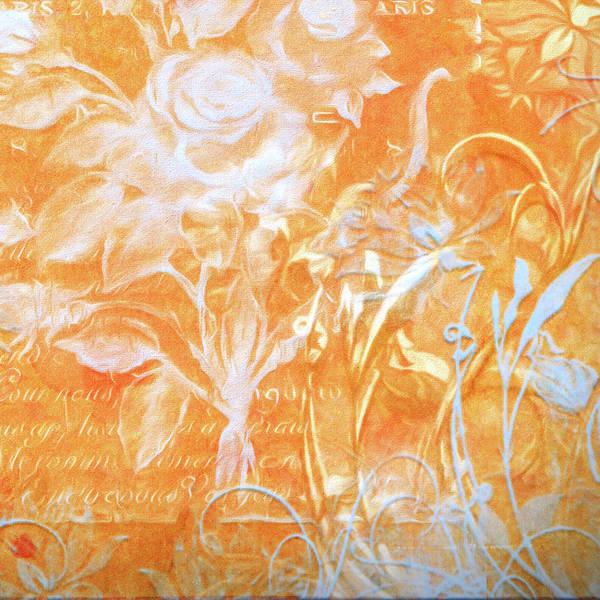 Wall Art - Digital Art - French Floral 2 by Bonnie Bruno