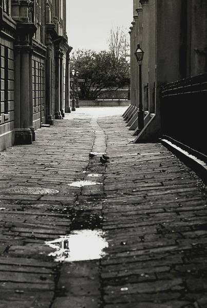 Photograph - French Quarter Alley by KG Thienemann