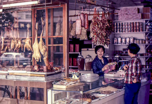 Duck Meat Photograph - Fresh Duck Anyone by Norman Johnson