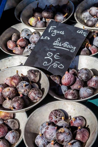 Wall Art - Photograph - Fresh Figs by W Chris Fooshee