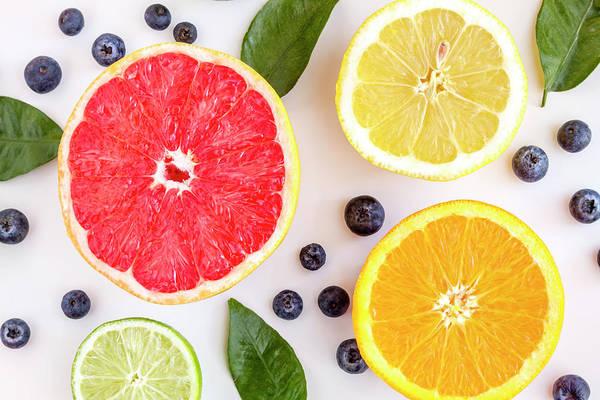 Photograph - Fresh Fruit by Teri Virbickis