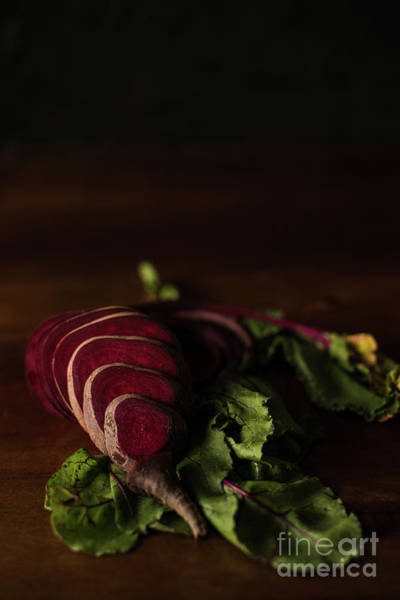 Beet Wall Art - Photograph - Fresh Garden Beet by Taylor Martinsen