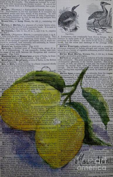 Wall Art - Painting - Freshest Lemons by Maria Hunt