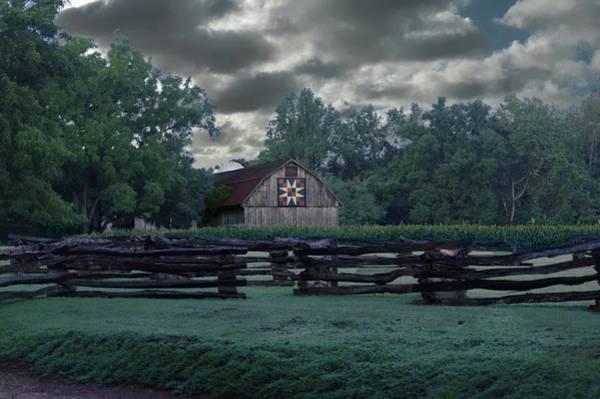 Photograph - Friendship Barn by Buddy Scott