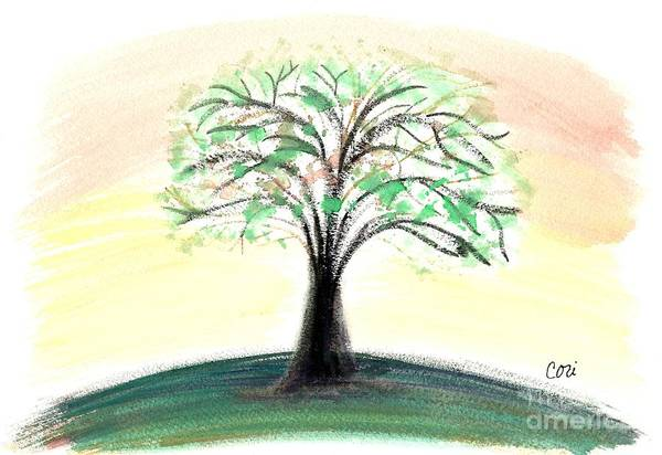 Painting - Warm Breeze by Corinne Carroll