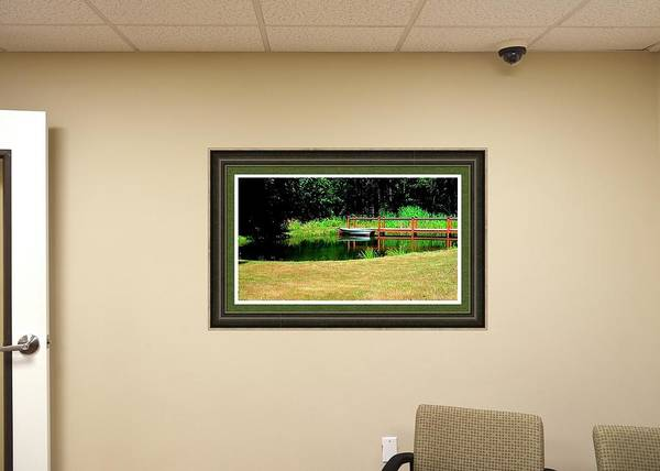 Photograph - Friendsview End Wall by Jerry Sodorff