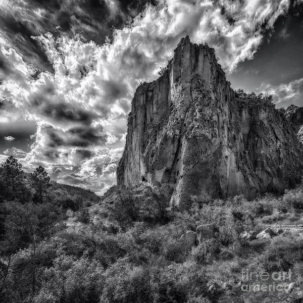 Photograph - Frijoles Canyon by Bitter Buffalo Photography