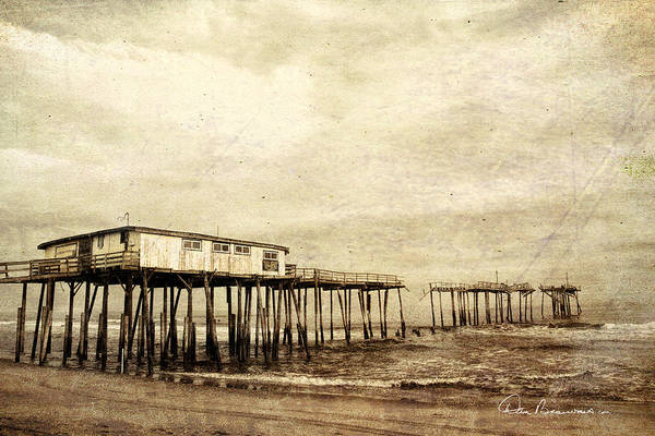 Photograph - Frisco Pier 1324 by Dan Beauvais