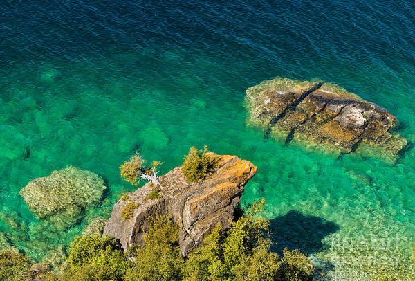 Photograph - Frog Rock by Les Palenik