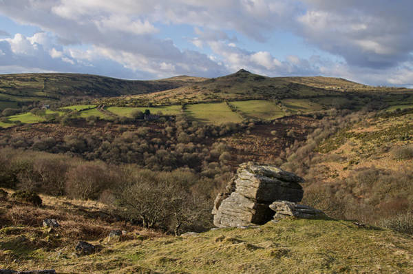 Photograph - From Bench Tor To Sharp Tor by Pete Hemington