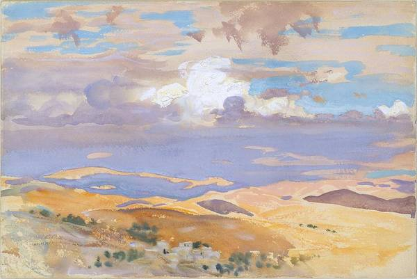 Painting - From Jerusalem by John Singer Sargent
