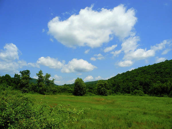 Photograph - From Near Route Ct Rt 341  by Raymond Salani III