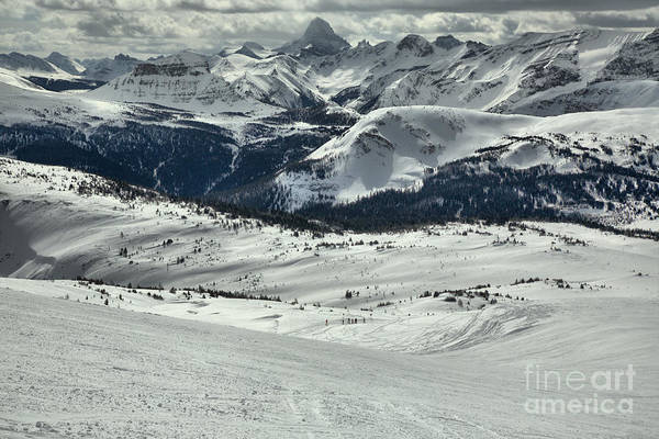 Photograph - From Sunshine To Assiniboine by Adam Jewell