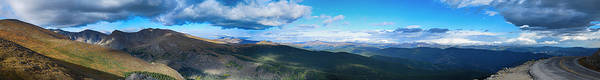 Photograph - From The Heights Of Mount Evans by Angelina Tamez