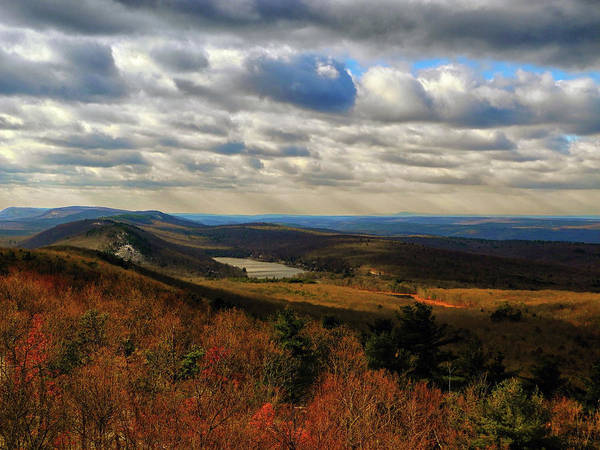 Photograph - From The Nj At Looking South Along The At by Raymond Salani III