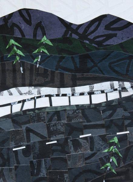 Sparrow Mixed Media - From The Road #10 by Janyce Boynton