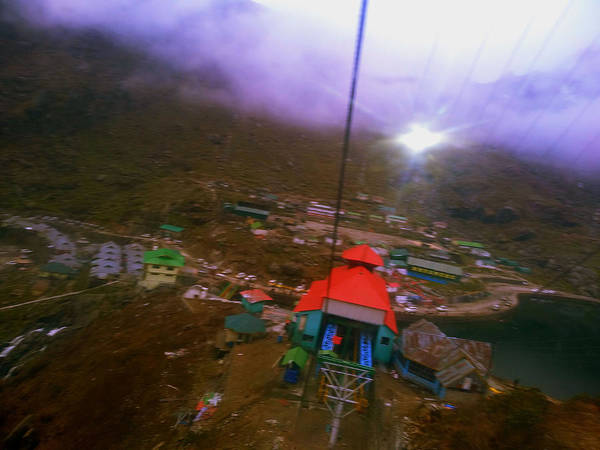 Ropeway Photograph - From The Ropeway by Nick Photography