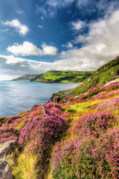 Wall Art - Photograph - From Torr To Cushendall by Glen Sumner