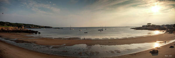 Photograph - Front Beach - Rockport Massachusetts by Yuri Lev