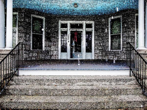 Photograph - Front Door by Randy Sylvia