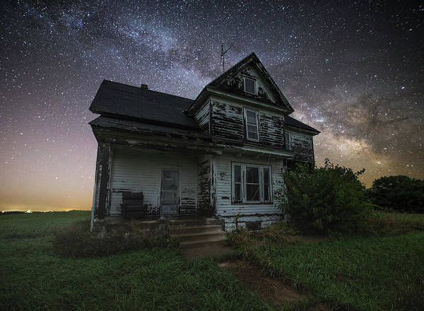 Front Porch Photograph - Front Porch  by Aaron J Groen