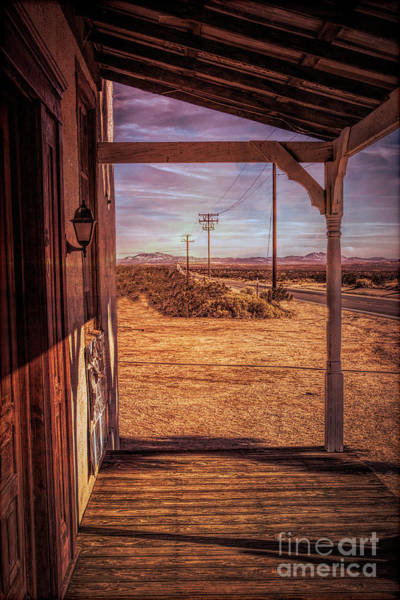 Front Porch Art Print