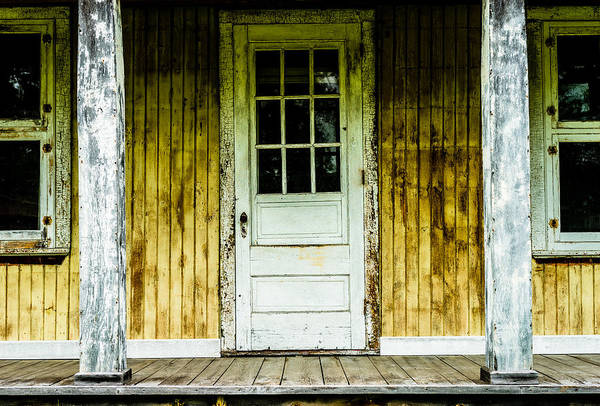 Photograph - Front Porch by M G Whittingham