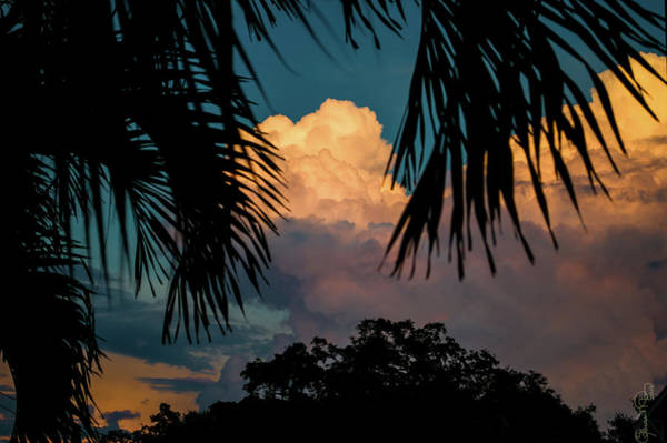 Photograph - Front Porch Sunset 1 by Susan Molnar