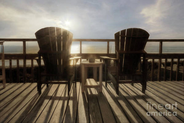 Rehoboth Beach Photograph - Front Row Seat by Lori Deiter