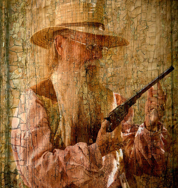 Photograph - Frontiersman by Jim Cook