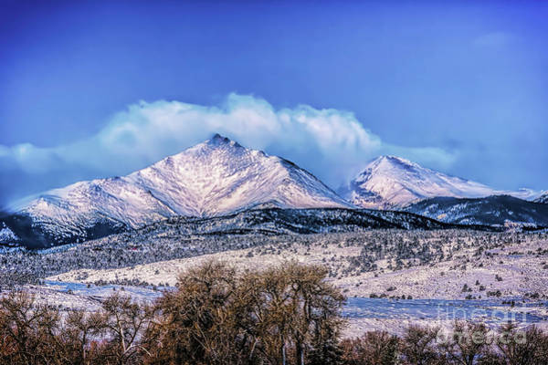 Photograph - Frosting On The Top by Jon Burch Photography