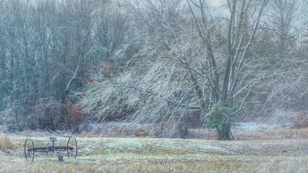 Wall Art - Photograph - Frosty Morning by Joseph Smith