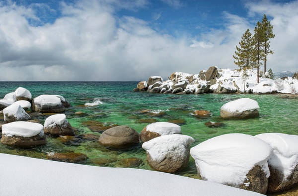 Photograph - Frozen Aquas By Brad Scott by Brad Scott