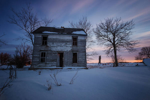 Lee Filters Wall Art - Photograph - Frozen In Time by Aaron J Groen