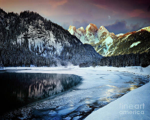 Photograph - Frozen In Time by Edmund Nagele