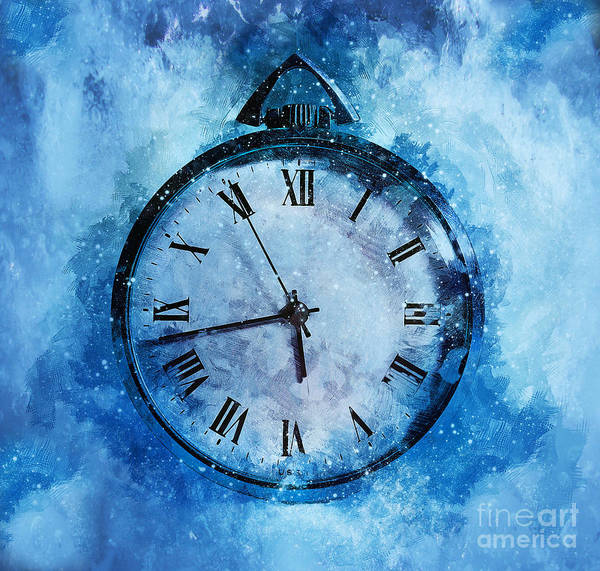 Frosty Digital Art - Frozen In Time by Ian Mitchell