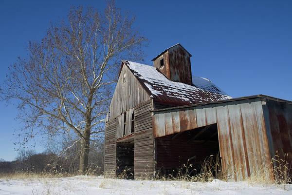 Photograph - Frozen Letcher Fc by Dylan Punke