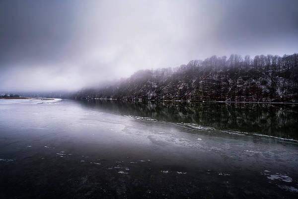 Wall Art - Photograph - Frozen Reflection by Adrian Malanca