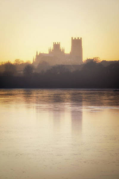 Photograph - Frozen Reflection by James Billings