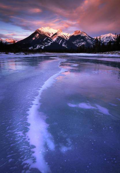 Photograph - Frozen Sunrise by Dan Jurak