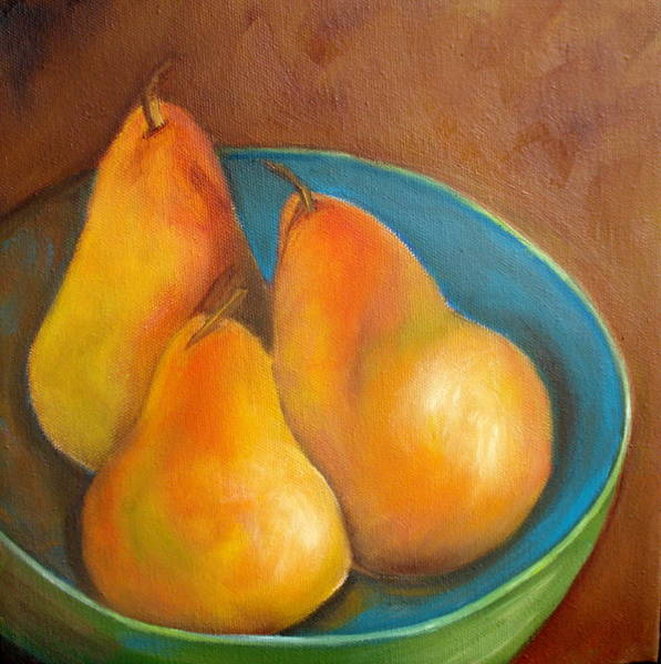 Painting - Fruit Of The Spirit--sold by Susan Dehlinger