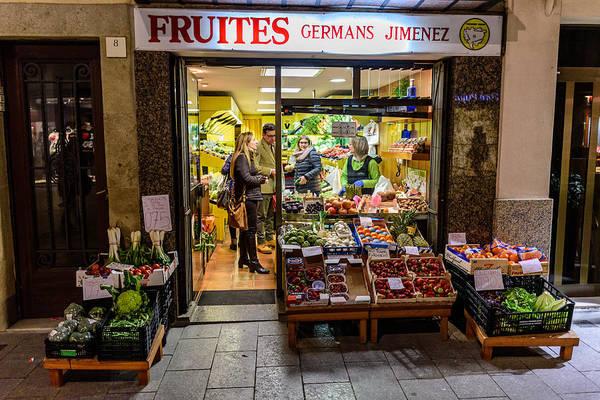 Photograph - Fruites by Randy Scherkenbach